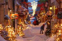 Christmas around the World / by Pirjo Kovanen