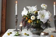 Tablescape / All things tabletop...