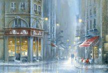 rainy days / by Pirjo Kovanen