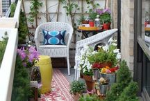 my small balcony / by Pirjo Kovanen