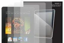 "Kindle Fire HD 2 7"" Screen Protectors | MiniSuit"