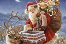 a child's Christmas / by Pirjo Kovanen