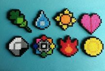 Bead Sprites / by Marie