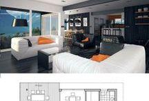 Rodinné domy - projekty / Moderné domy s projektami.