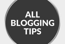 All Blogging Tips / So you started a blog, now what? You need to continue to learn and grow with your blog as you continue to generate traffic. Here are some of the best blogging tips, tricks, and blogging resources for all stages of blogging. Whether you are looking to create a resource library, write an e-book, or grow your audience, you can find it all here. And just remember, you don't have to do it alone.