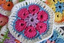 Crochet and knit / Crochet patterns & ideas (and a few knitting ones too) / by Mary Kooistra