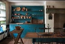 House & Home Inspiration / #Interior Design, #Simple, #Historic, #DIY