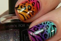 Nail Ideas / by Lyndsey Cox