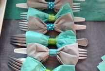 Party Ideas, Projects, Decor / by Crafting Christy