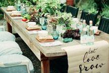 Please Set the Table / by Elana Arsondi