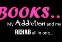 Books!! Books!! Books!!  / by Shea Favre