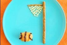 kids food / by Alice Bors