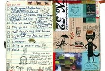 Art Journal Inspiration / by Asphyxia