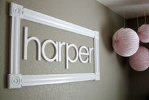 Kid + Decor / Inspiration and ideas for decorating a kid's room.