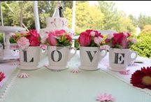 Wedding (minus marriage)