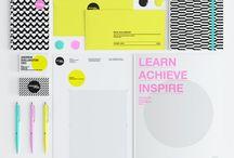 Graphic design / by Judith Schoffelen