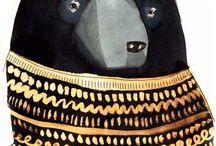 Bears / by Judith Schoffelen