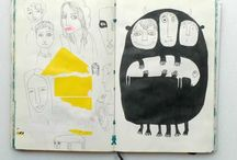 Sketchbooks / by Judith Schoffelen