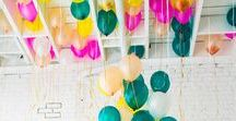 {Styling} Balloons / helium happy