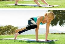 Fitness Inspiration and Workouts / Fitness and workout inspiration and tutorials
