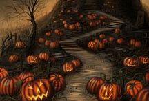 Halloween, or I LOVE PUMPKINS! / Samhain / by Jasmine Stone
