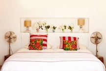 Beautiful Bedrooms / by Elana Arsondi