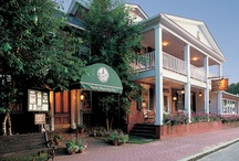 Green Mountain Inn / A village resort since 1833, the Green Mountain Inn offers classic accommodations in the heart of Stowe, Vermont.