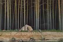 Camping / by Judith Schoffelen