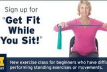 Move More / Exercise routines, Exercise tips, Motivational sayings and photos, etc... Videos