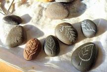 Crafty ~ With Rocks / by Laura Hayden