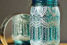Crafty ~ With Glass / by Laura Hayden