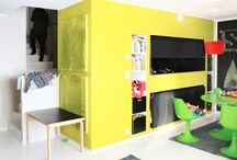 Bunkbeds & kidsrooms / by Judith Schoffelen