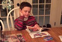 Homeschool / Homeschool, unschooling,Waldorf, learning, teaching.