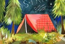 Camping With Style  / by Aubrey Miller