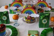 St. Patrick's Day / St. Patrick's Day Crafts & Recipes; Leprechaun Traps; Traditional Recipes; St. Patrick's Day Traditions