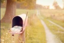 Hey Mr.Postman / by Aubrey Miller