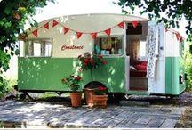 Vintage Campers Style