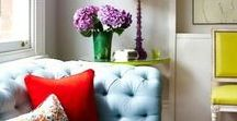 {Floral Design} Flowers at home / inspiration for flowers in the home