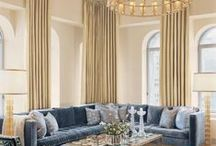 Living Rooms / Katie Brown Workshop - Inspiration for a great living room.