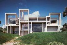 Architecture / by Aubrey Miller