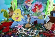 Under the Sea Party Ideas / by Heather Campbell