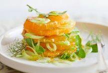 Salads / Katie Brown great salad ideas