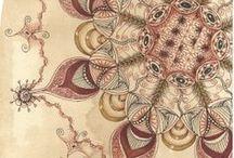 Doodles ~ Mandalas & Zendalas / by Laura Hayden