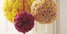 {Floral Design} Pomanders