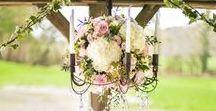 {Floral Design} Hanging