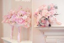 {Bouquets} Pastel Pink