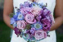 {Bouquets} Purple & Lilac