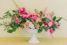 {Centrepieces} Cerise Pink