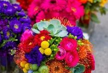 {Bouquets) Rainbow