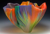 Glass> inspiration> creation / Glass artist, a jungle of what inspires me / by Chimerique